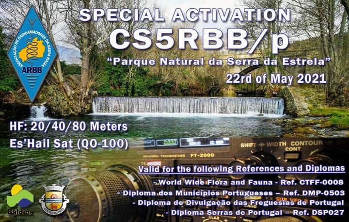 CS5RBB/p Activation