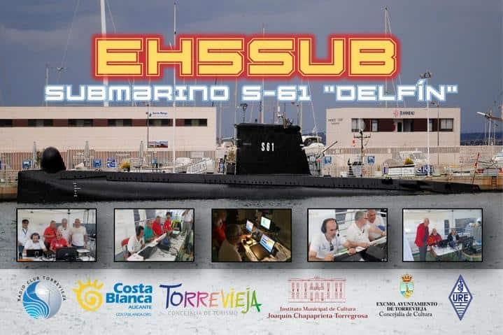 EH5SUB - Spain - ses