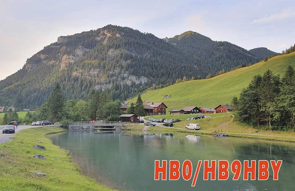 HB0/HB9HBY - Liechtenstein