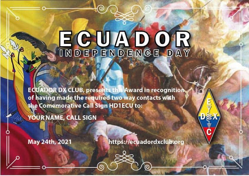 HD1ECU - Ecuador
