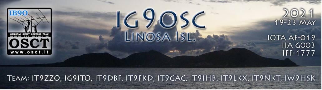IG9OSC – Linosa Island