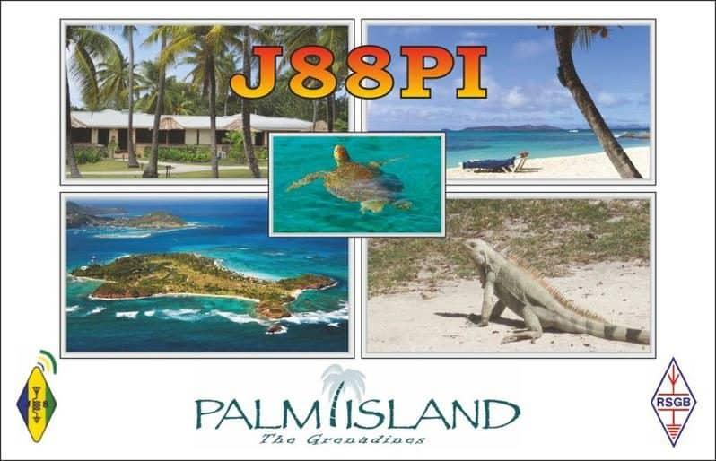 J88PI Palm Island
