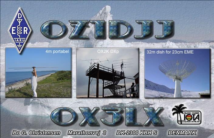OX3LX - Greenland #2