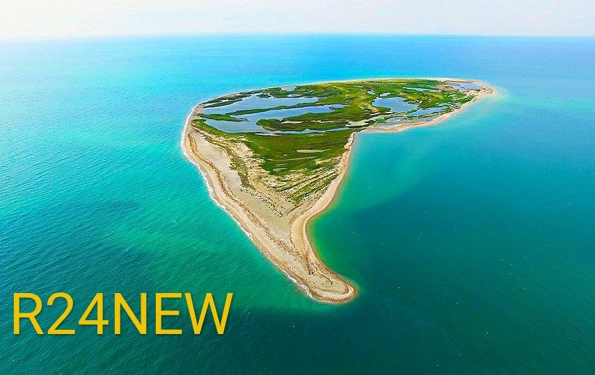 R24NEW - Bakalskiy Peschanyi Island