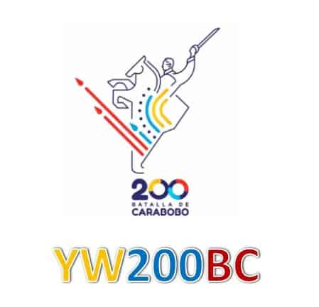 YW200BC Event Venezuela