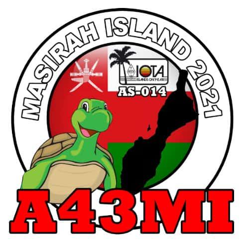 A43MI Masirah Island