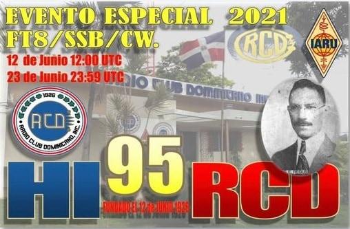 HI95RCD - Dominica - SES