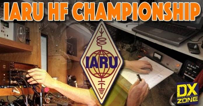 IARU HF World Championship 2021