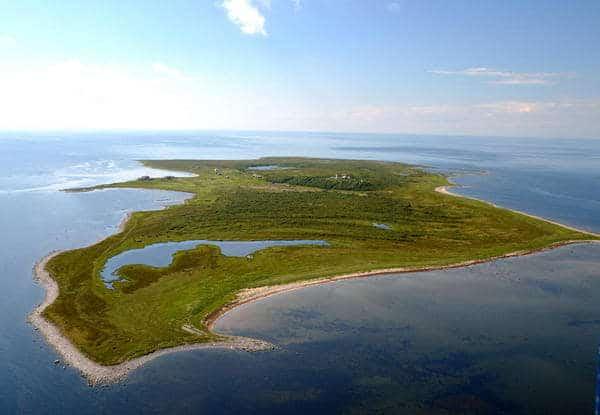 RI1OZ – Zhizhgin Island