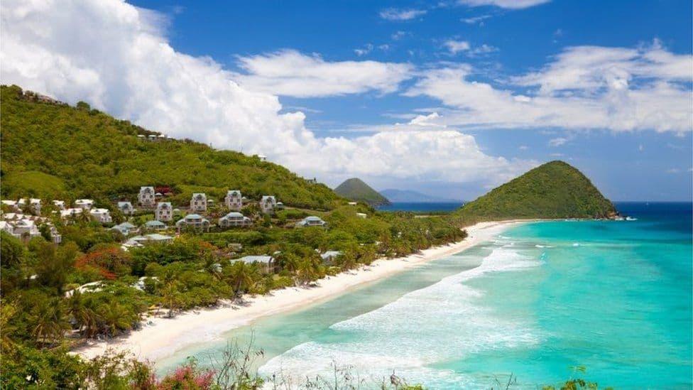 VP2V/K3TRM - British Virgin Islands