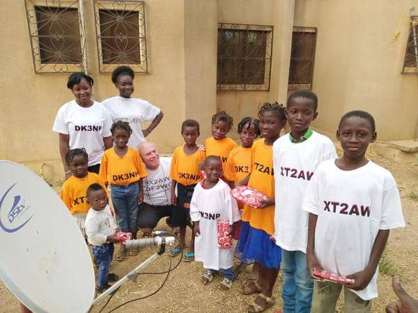 XT2AW - Burkina Faso