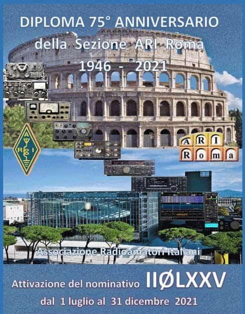 II0LXXV - Rome - SES - Award