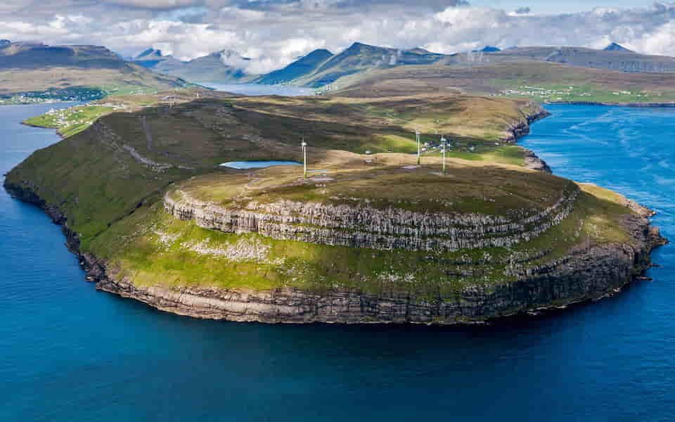 OY/DF8AN - Faroe Islands
