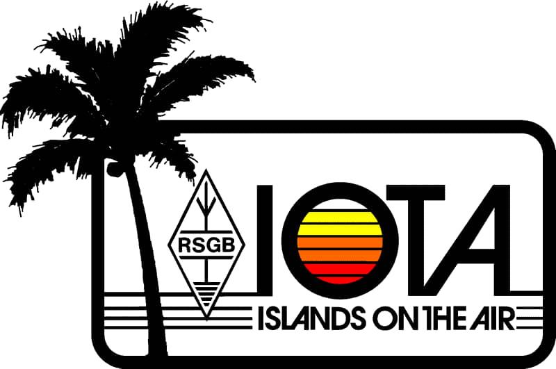 RSGB IOTA Contest - 2021