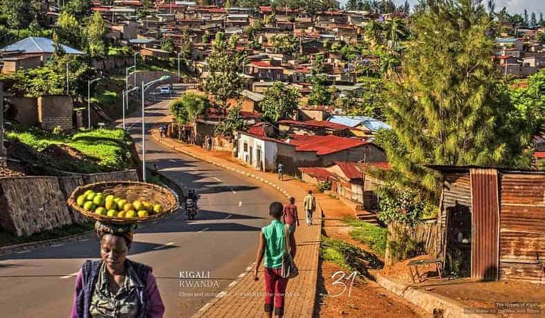 9X2AW - Rwanda
