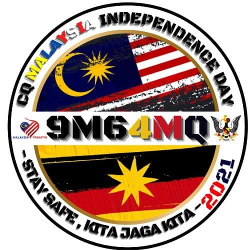 9M64MQ - Sarawak - Borneo - SES