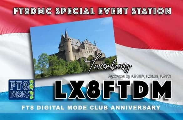 LX8FTDM - Luxembourg - SES