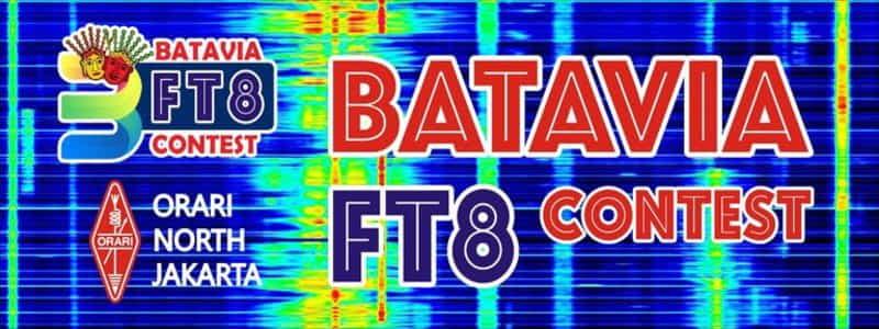 Batavia FT8 Contest 2021