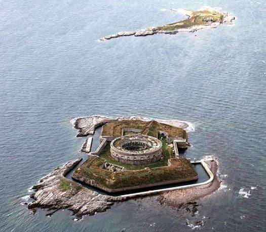 TM3U – Saint Marcouf Island