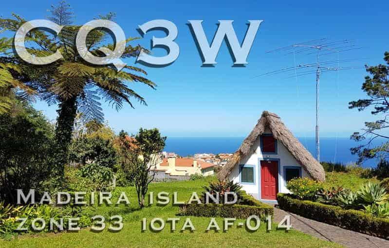 CQ3W - Madeira Island   raag.org