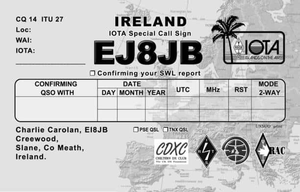 EJ8JB - Bere Island