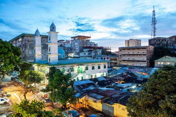 3X2021 - Guinea * raag.org