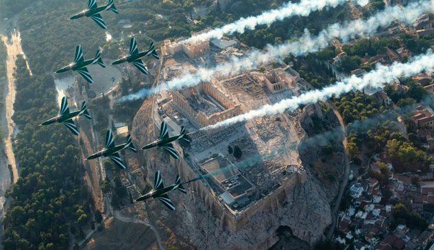 Athens Flying Week - O.E.A.