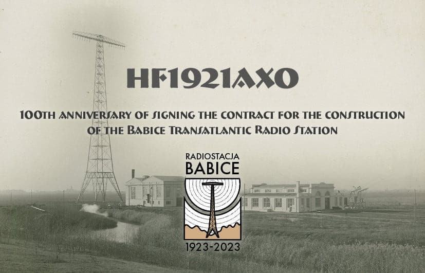 HF1921AXO - Babice Transatlantic Radio Station
