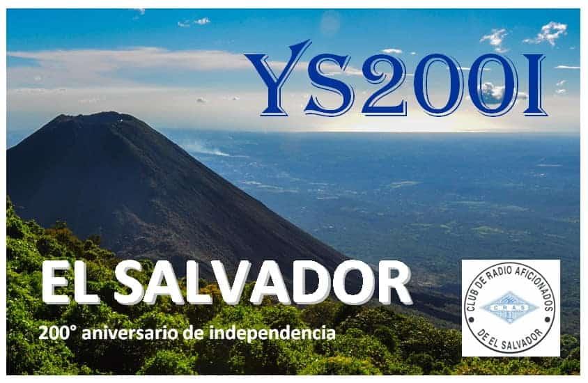YS200I - El Salvador - SES