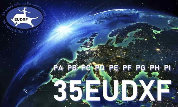 35EUDXF - Special Event
