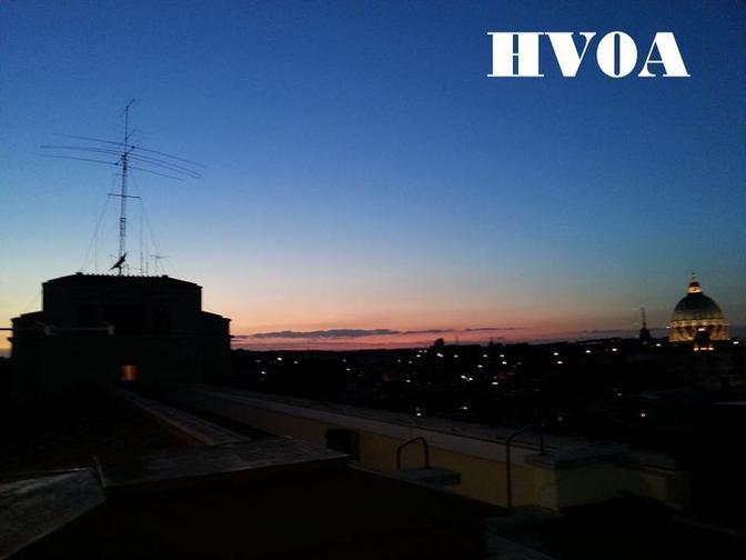 HV0A - Vatican QO-100
