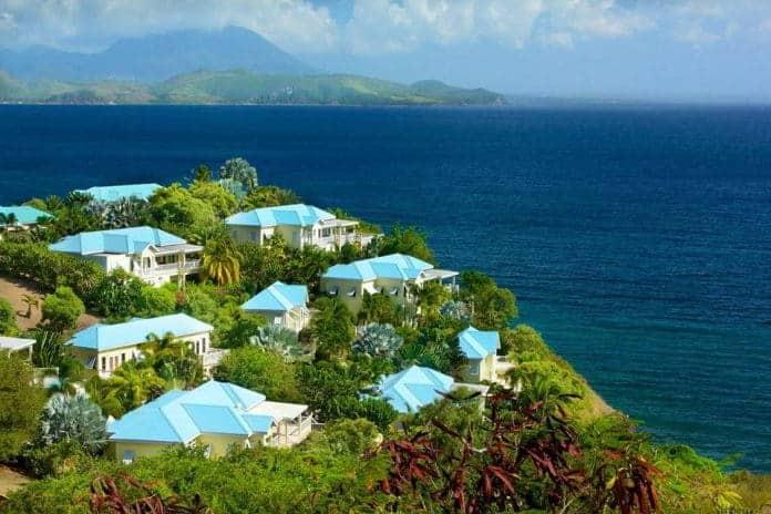 V47JA - Saint Kitts Island
